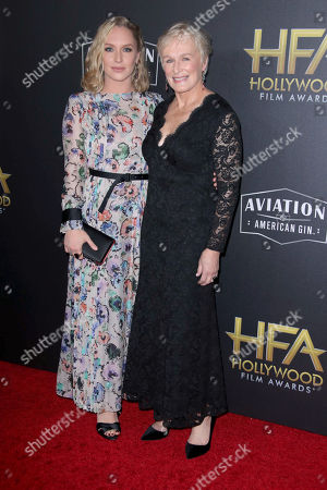 Editorial picture of Hollywood Film Awards, Arrivals, Los Angeles, USA - 04 Nov 2018