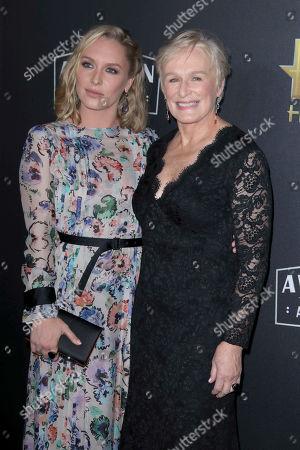 Editorial photo of Hollywood Film Awards, Arrivals, Los Angeles, USA - 04 Nov 2018