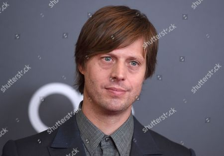 Felix Van Groeningen arrives at the Hollywood Film Awards, at the Beverly Hilton Hotel in Beverly Hills, Calif