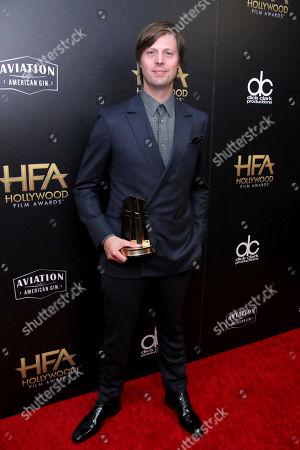 Editorial photo of Hollywood Film Awards, Press Room, Los Angeles, USA - 04 Nov 2018
