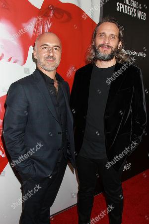 Carlos Rosario and Fede Alvarez