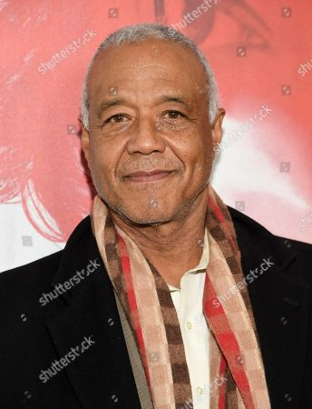"""Stock Image of Ron Claiborne attends a special screening of """"The Girl in the Spider's Web: A New Dragon Tattoo Story"""" at the Henry Luce Auditorium, in New York"""