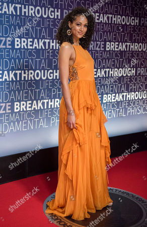 Editorial picture of 7th Annual Breakthrough Prize Awards, Mountain View, USA - 04 Nov 2018