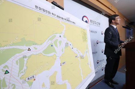 Editorial picture of Koreas begin joint waterway survey, Sejong, Korea - 05 Nov 2018