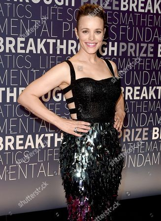 Editorial image of Breakthrough Prize, Arrivals, NASA Ames Research Center, Mountain View, USA - 04 Nov 2018