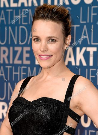 Stock Image of Rachel McAdams