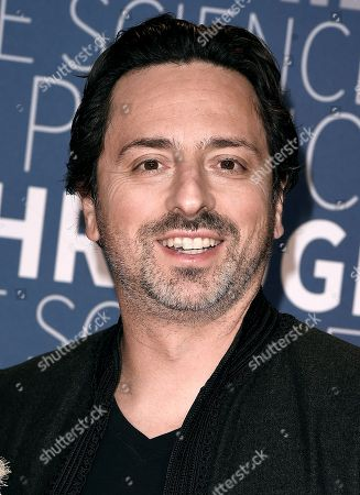 Stock Picture of Sergey Brin