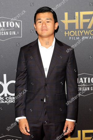 Ronny Chieng arriving for the 22nd Annual Hollywood Film Awards at the Beverly Hilton Hotel in Beverly Hills, California, USA, 04 November 2018.