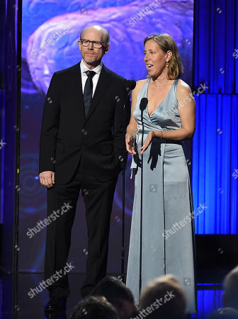 Ron Howard, Susan Wojcicki