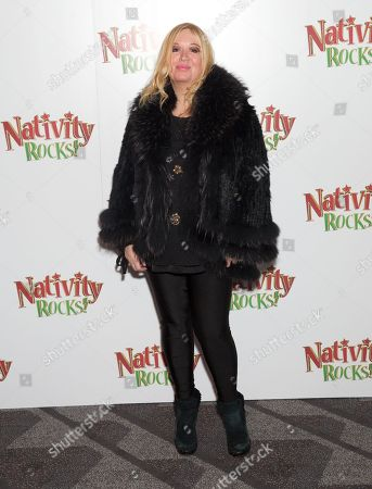 Editorial picture of 'Nativity Rocks' special film screening, Vue Leicester Square, London, UK - 04 Nov 2018
