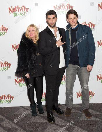 Editorial photo of 'Nativity Rocks' special film screening, Vue Leicester Square, London, UK - 04 Nov 2018