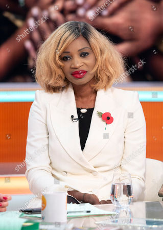 Editorial picture of 'Good Morning Britain' TV show, London, UK - 05 Nov 2018