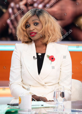 Editorial photo of 'Good Morning Britain' TV show, London, UK - 05 Nov 2018