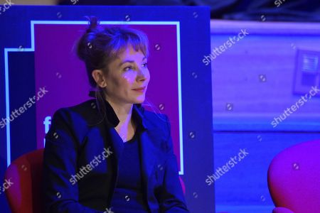 Stock Picture of French actress Julie Depardieu