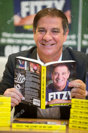 Stock Picture of Former St Mirren Captain and manager now Chief executive launches his own book