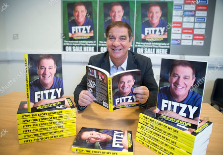 Stock Photo of Former St Mirren Captain and manager now Chief executive launches his own book