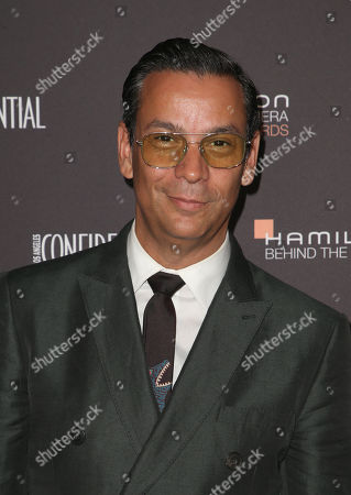 Stock Picture of James Aguiar