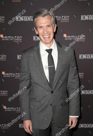 Editorial photo of Hamilton Behind the Camera Awards, Arrivals, Los Angeles, USA - 04 Nov 2018