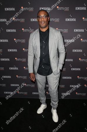 Editorial picture of Hamilton Behind the Camera Awards, Arrivals, Los Angeles, USA - 04 Nov 2018
