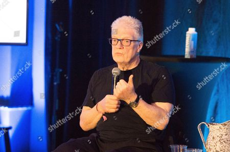 Stock Photo of Sir Ken Robinson seen on day three of Summit LA18 in Downtown Los Angeles, in Los Angeles