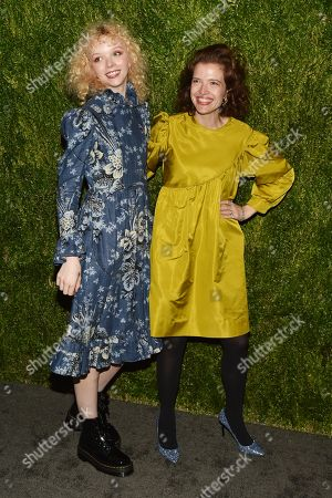 Lily Nova and Batsheva Hay