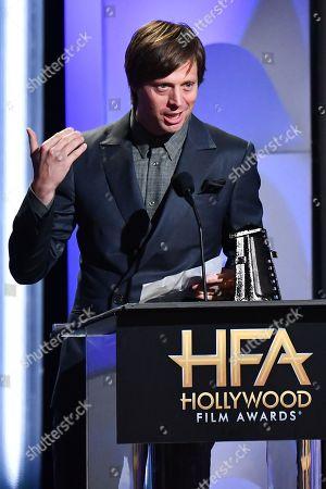 Editorial image of Hollywood Film Awards, Show, Los Angeles, USA - 04 Nov 2018