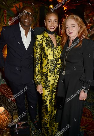 Editorial photo of The Fashion Awards 2018 Nominees Party at Annabel's, London, UK - 5 Nov 2018