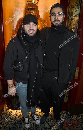 Michael Halpern and Guest