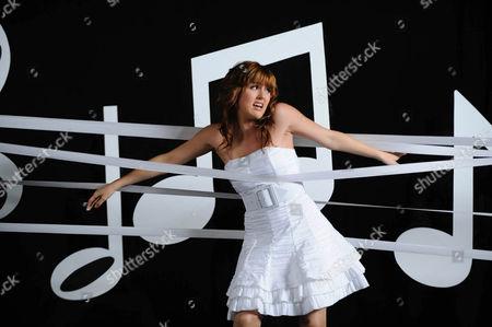 'Britannia High'  TV - 2008 - The fantasy video Watch This Space with  Lauren Waters [Georgina Hagen]