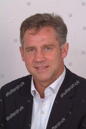 Stock Picture of ITV Sport - Jim Beglin.