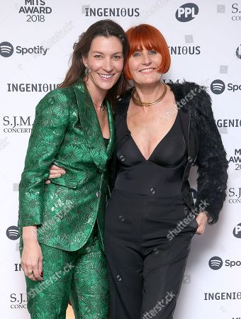 Editorial photo of 27th Annual Music Industry Trusts Awards, Grosvenor House Hotel, London, UK - 05 Nov 2018