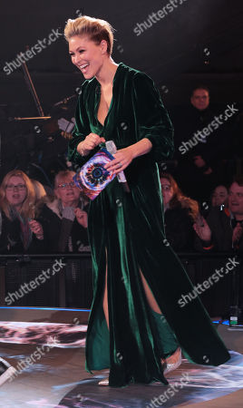 Stock Picture of Emma Willis