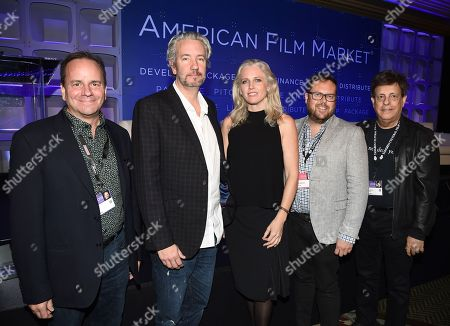 Editorial image of American Film Market, Day 6, Los Angeles, USA - 05 Nov 2018