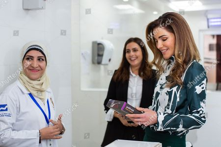 Queen Rania Family and Child Center Visit, Jabal al Nasr