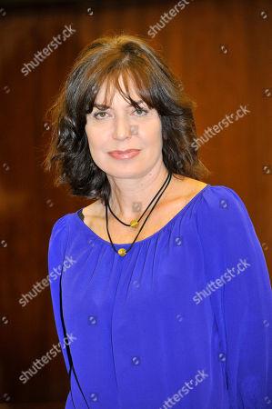 Stock Photo of Sabina Guzzanti