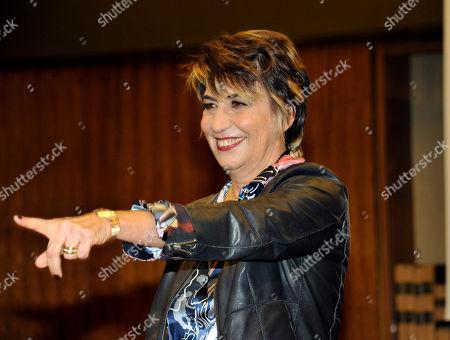 Editorial image of 'la TV delle Ragazze' TV show, Rome, Italy - 05 Nov 2018