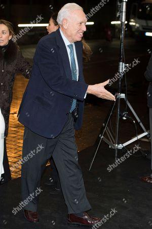 Stock Photo of Jose Manuel Garcia Margallo