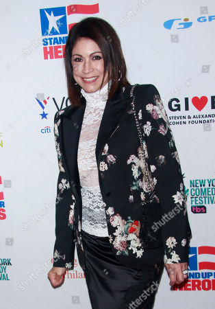 Editorial photo of 12th Annual Stand Up For Heroes, Arrivals, New York, USA - 05 Nov 2018