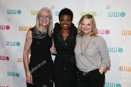 Stock Photo of Jane Aronson, LaChanze, Amy Poehler