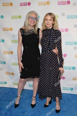 Jane Aronson, Naomi Watts