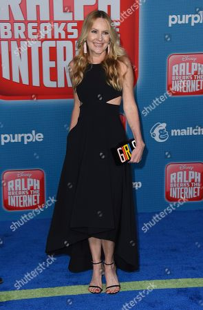 "Editorial picture of LA Premiere of ""Ralph Breaks the Internet"", Los Angeles, USA - 05 Nov 2018"