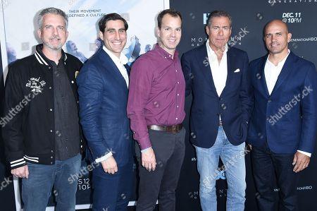 Editorial picture of 'Momentum Generation' film premiere, Los Angeles, USA - 05 Nov 2018