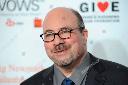Craig Newmark attend the 12th annual Stand Up For Heroes benefit red carpet at the Hulu Theater at Madison Square Garden, in New York