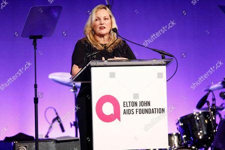 Editorial photo of Elton John AIDS Foundation Benefit Gala 2018, New York, USA - 05 Nov 2018
