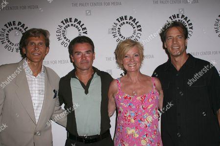 Grant Aleksander, Kurt McKinney, Ellen Dolan, Bradley Cole