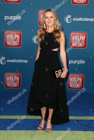 Editorial image of 'Ralph Breaks The Internet' film premiere, Arrivals, Los Angeles, USA - 05 Nov 2018