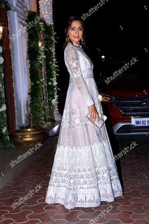 Editorial picture of Shilpa shetty Diwali party, Mumbai, India - 04 Nov 2018
