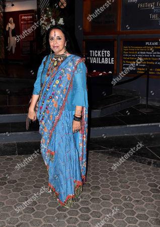 Editorial picture of Prithvi Theatre Festival, Mumbai, India - 05 Nov 2018