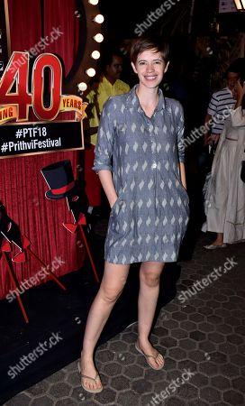 Editorial image of Prithvi Theatre Festival, Mumbai, India - 05 Nov 2018