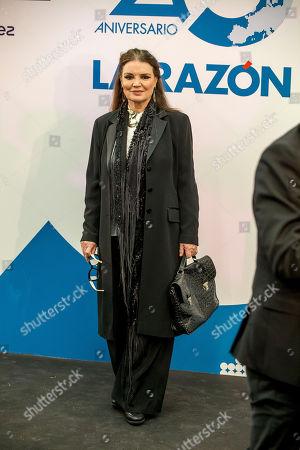 Editorial picture of 'La Razon' newspaper 20th anniversary celebration, Madrid, Spain - 05 Nov 2018